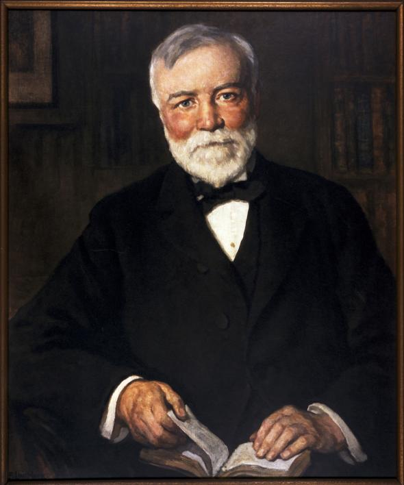 301 Moved Permanently Andrew Carnegie