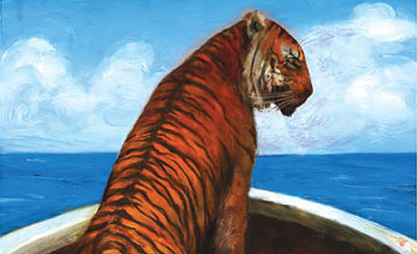 """the symbolism of animals in yann martels novel life of pi Based on the award-winning novel of the same name by yann martel, life of pi follows the amazing story of a young man named piscine """"pi"""" molitor patel who finds himself lost at sea after his ."""