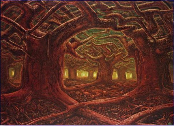 Joyol Forest Strange-forest